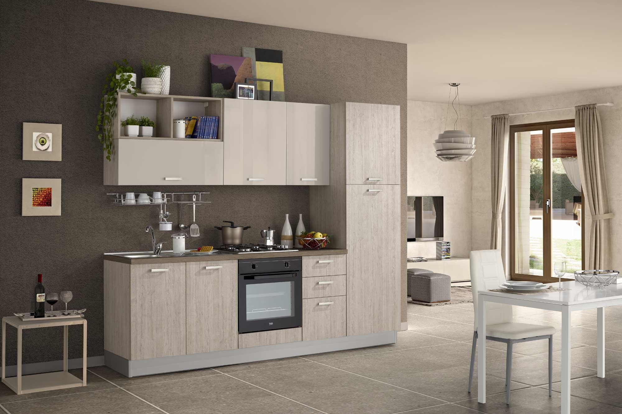 Beautiful Nuovo Arredo Cucine Catalogo Pictures - Design & Ideas ...