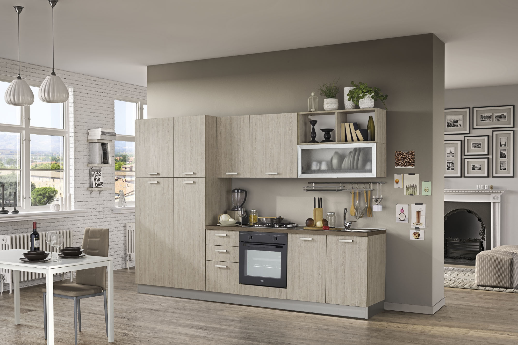 - Cucine country moderno ...