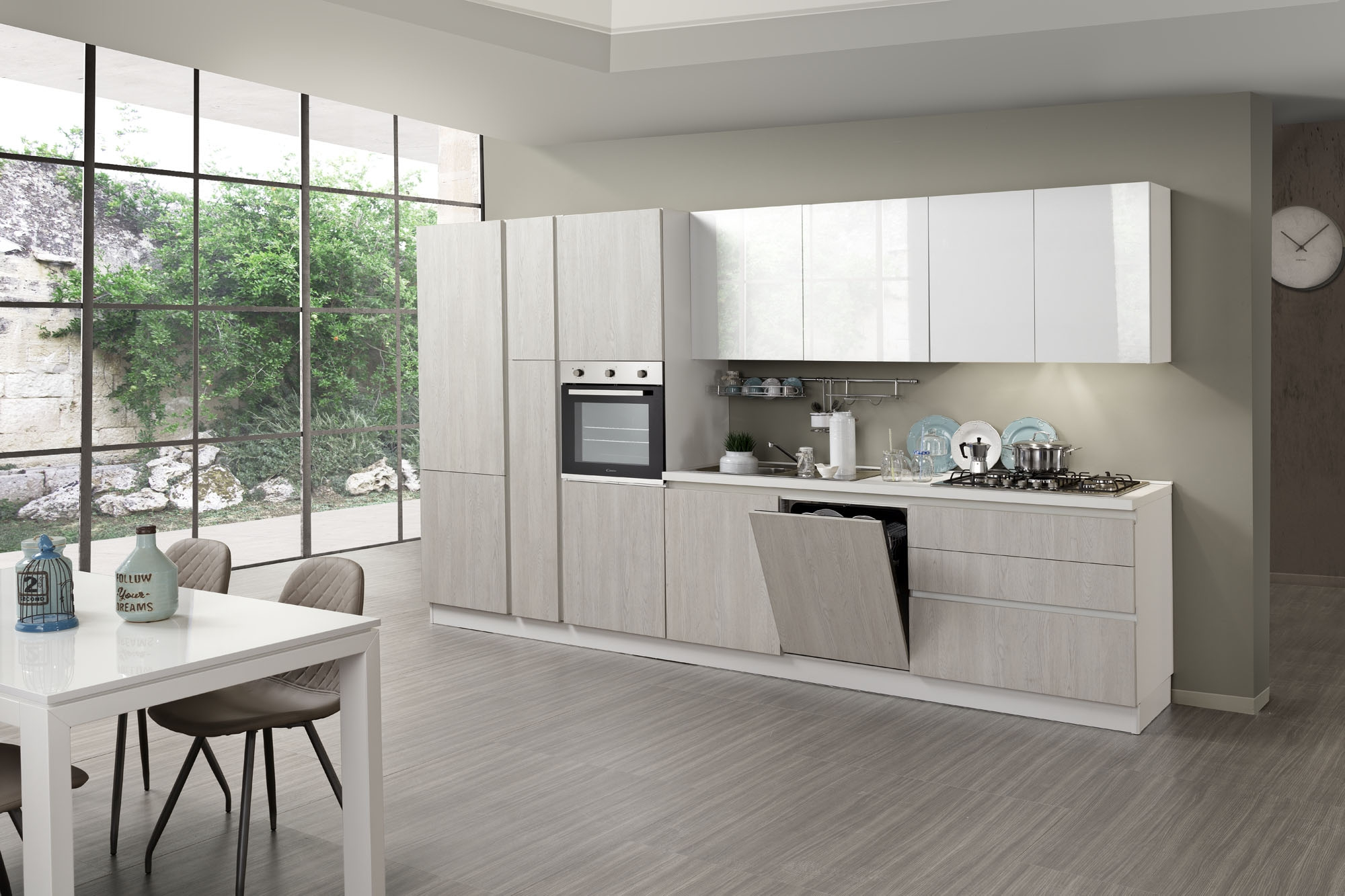 Nuovarredo cucina koral for Cucine shop on line